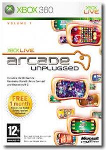 Xbox Live Arcade Unplugged Volume 1 per Xbox 360