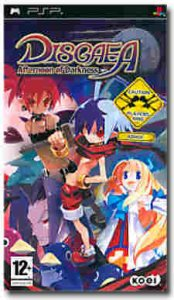 Disgaea: Afternoon of Darkness per PlayStation Portable