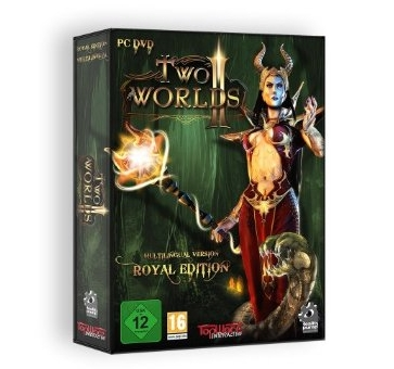 Una Royal Edition per Two World 2