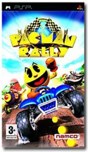 Pac-Man World Rally per PlayStation Portable