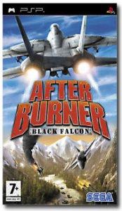 After Burner: Black Falcon per PlayStation Portable