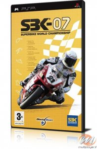 SBK'07: Superbike World Championship per PlayStation Portable