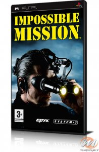 Impossible Mission per PlayStation Portable