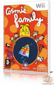 Cosmic Family per Nintendo Wii