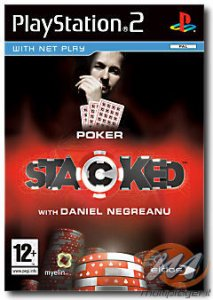 Stacked with Daniel Negreanu per PlayStation 2