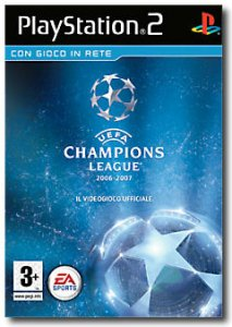 UEFA Champions League 2006-2007 per PlayStation 2
