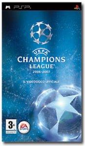 UEFA Champions League 2006-2007 per PlayStation Portable