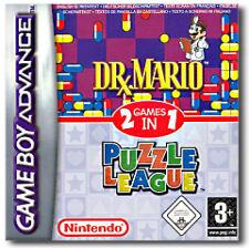 Dr. Mario & Puzzle League per Game Boy Advance