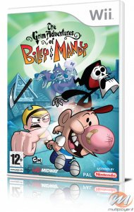 The Grim Adventures of Billy & Mandy per Nintendo Wii