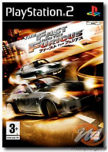The Fast and the Furious: Tokyo Drift per PlayStation 2
