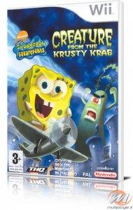 SpongeBob SquarePants: La Creatura del Krusty Krab per Nintendo Wii
