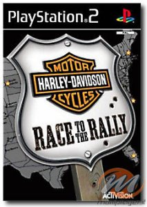 Harley-Davidson Motorcycles: Race to the Rally per PlayStation 2