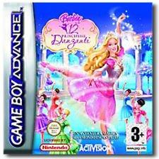 Barbie in Le 12 Principesse Danzanti per Game Boy Advance
