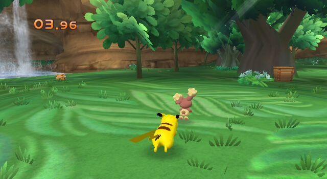 A spasso con Pikachu
