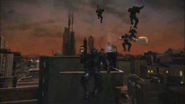 Un gameplay inedito da Crackdown 2