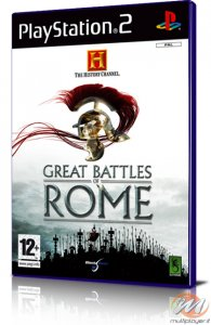 The History Channel: Great Battles of Rome per PlayStation 2