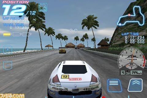 Ridge Racer: Accelerated arriva su iPhone