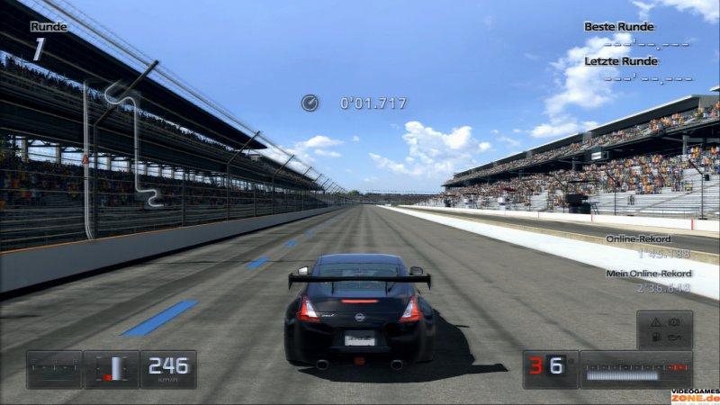 GT5: confermate gare notturne e Indy Racing League