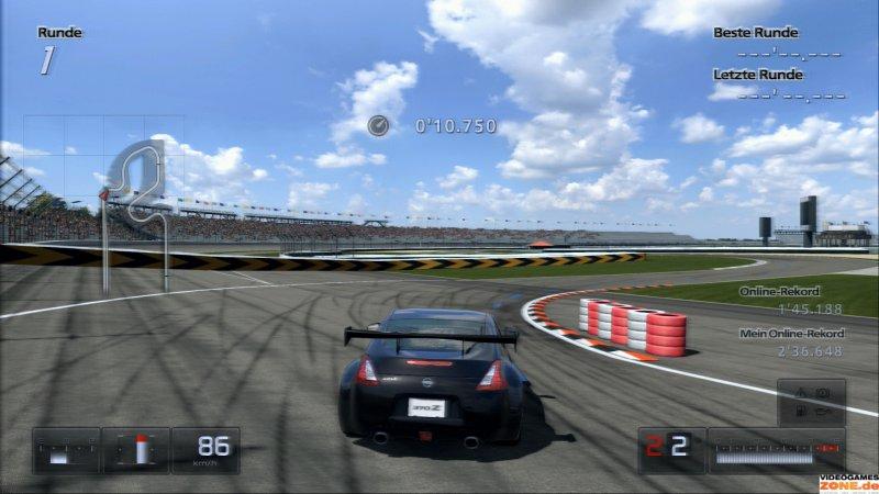 Un milione di download per la demo di Gran Turismo 5