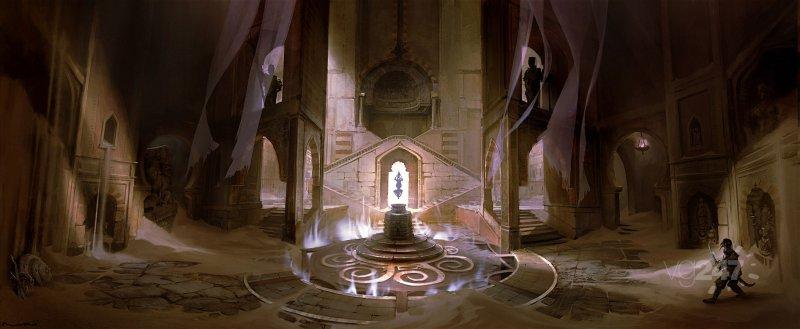 Prince of Persia: The Forgotten Sands include la versione Classic?