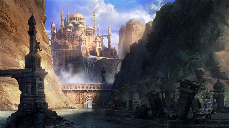 Prince of Persia ha perso utenti a favore di God of War