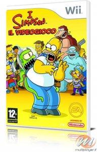 I Simpson: Il Videogioco per Nintendo Wii