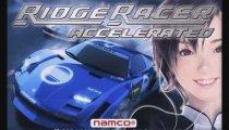 Ridge Racer: Accelerated - Trailer di presentazione