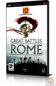 The History Channel: Great Battles of Rome per PlayStation Portable