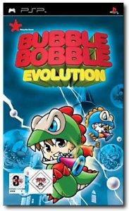 Bubble Bobble Evolution per PlayStation Portable