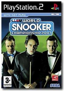 World Snooker Championship 2007 (World Pool Championship 2007) per PlayStation 2