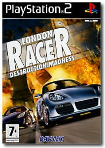 London Racer: Destruction Madness per PlayStation 2