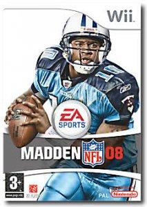 Madden NFL 08 per Nintendo Wii