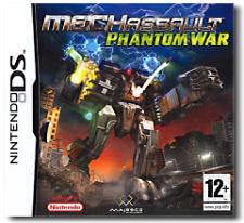 MechAssault: Phantom War per Nintendo DS