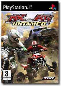 MX vs. ATV Untamed per PlayStation 2