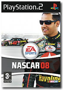 NASCAR 08 per PlayStation 2