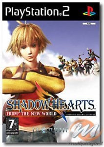 Shadow Hearts: From the New World per PlayStation 2