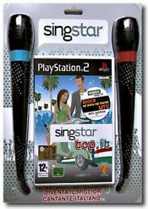 SingStar Top.it per PlayStation 2