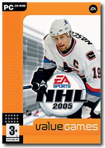NHL 2005 per PC Windows