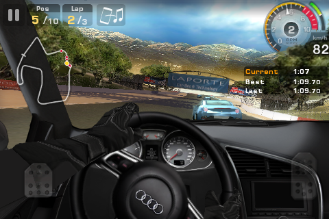 Immagini e video per GT Racing: Motor Academy su iPhone