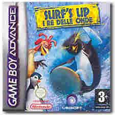 Surf's Up: I Re delle Onde per Game Boy Advance