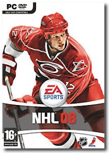 NHL 08 per PC Windows