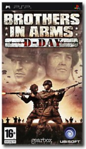 Brothers in Arms: D-Day per PlayStation Portable