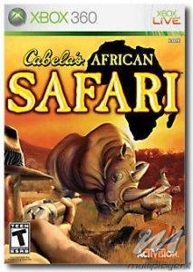 Cabela\'s African Safari per Xbox 360