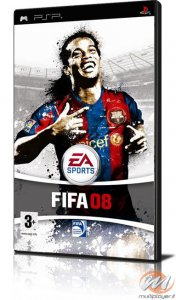 FIFA 08 per PlayStation Portable