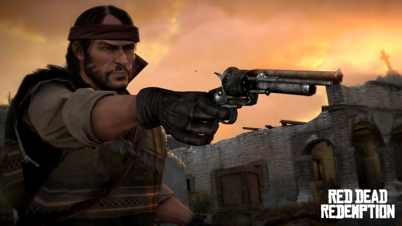 Cascata di immagini per Red Dead Redemption