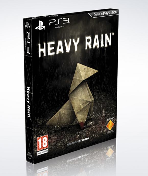 Espansione ed Edizione da Collezionisti annunciate per Heavy Rain