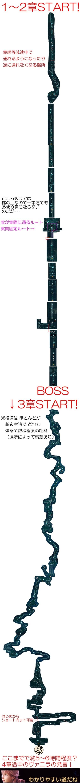 Le prime 5 o 6 ore di Final Fantasy XIII, mappa inclusa