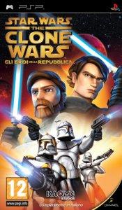 Star Wars: The Clone Wars - Gli Eroi Della Repubblica per PlayStation Portable