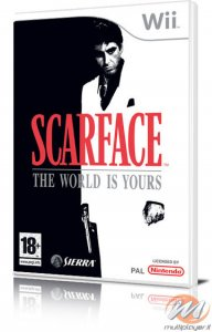 Scarface: The World is Yours per Nintendo Wii