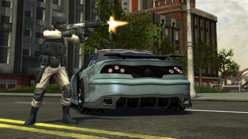 I replay video verranno aggiunti a Crackdown 2 con un DLC